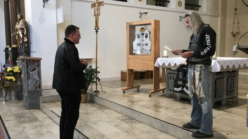 Pfr. Jürgen Amerschläger: Jesus Biker